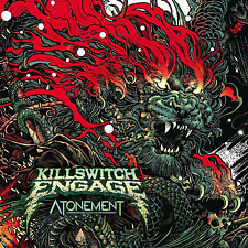 Killswitch Engage - Atonement - NEW CD Released 16/08/2019