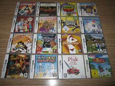 Nintendo DS Spiele Sammlung 16 Stück.