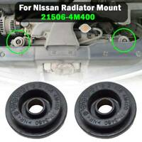 2X For Nissan X-Trail XTRAIL T30 T31 T32 Mount Rubber Radiator Bushing NSB-048