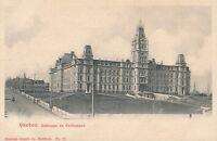 QUEBEC QC – Batisses du Parlement Houses of Parliament – udb (pre 1908)