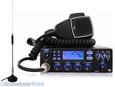 CB FUNK SET TTI 880H MAX POWER & 65cm Magnet Antenne  f. VOLVO SCANIA bis 25w