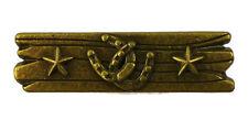 Horseshoes Stars Drawer Cabinet Knob Pull Western Decor Antique Bronze