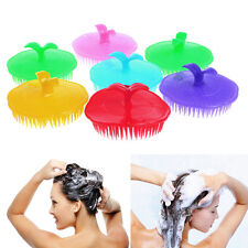 Shampoo Scalp Shower Body Washing Hair Health Massage Massager Brush Comb
