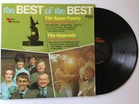 The Speer Family & The Imperials THE BEST OF THE BEST 1969 LP+bonus CD TESTED