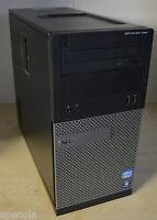Dell OptiPlex 390 Tower Intel i3-2100 3.10GHz 500GB 4GB DDR3 HDMI Windows 10
