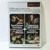 Turner Classic Movies Greatest Classic Films Horror Collection DVD NEW & Sealed