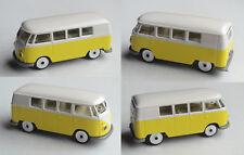 Majorette - VW Bus T1 gelb/cremeweiß
