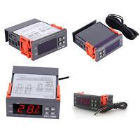 12V 24V 110V 220V Digital Temperature Controller Switch Thermostat STC-1000 S546