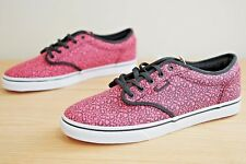 366bf6381ffc95 Vans Atwood Low Womens Girls Canvas Trainers Shoes Size UK 4.5  EU 37 (KBD