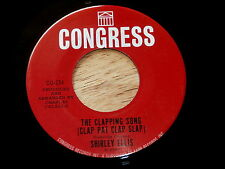 SHIRLEY ELLIS~THE CLAPPING SONG~IN DEMAND~THIS IS BEAUTIFUL~~ NORTHERN SOUL 45
