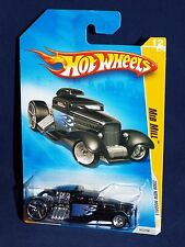 Hot Wheels 2009 New Models #12  Mid Mill  Black w/ OH5SPs & SKs