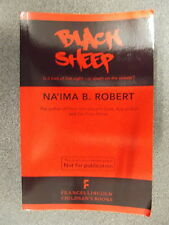 Black Sheep by Na'Ima B Robert *Uncorrected Proof * P/B Pub Frances Lincoln