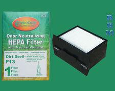 1 F13 HEPA Cartridge Filter Dirt Devil Vacuum 3LK0540001 2LK0540001 Reaction