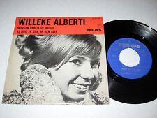 45 rpm/PIC SLEEVE Willeke Alberti MORGEN BEN IK DE BRUID Philips DUTCH PRESS NM-