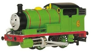 Bachmann - Percy the Small Engine (with moving eyes) - HO