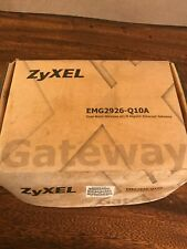 New Zyxel EMG2926-Q10A Dual-Band Wireless AC/N Gigabit Ethernet Gateway