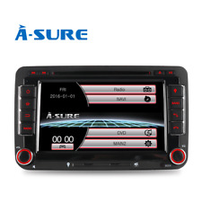 Autoradio VW Golf 5 6 Passat B6 Polo Touran EOS Tiguan Caddy GPS 2 DIN BLUETOOTH