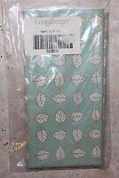 NEW Longaberger Sage Leaf Set of 2 Napkins 2363939