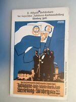 Ansichtskarte Bayer. Jubiläums Landesausstellung Nürnberg 1906