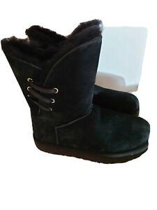UGG Australia Boots Women's Size 5 Black
