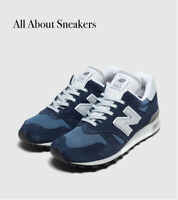 New Balance 1300 - Made in USA Blue Men's Trainers All Sizes Limited Stock