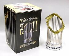 ST LOUIS CARDINALS 2011 WORLD SERIES CHAMPIONS REPLICA TROPHY! SGA 5000451