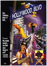 HOLLYWOOD BOULEVARD 2 Movie POSTER 27x40