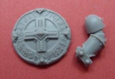 FORGEWORLD Horus SPACE WOLVES GREY SLAYERS STORM SHIELD (B) Upgrade  - Bits
