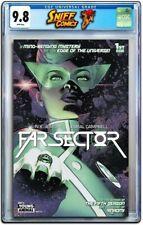 Far Sector #1 CGC 9.8 1st Print Sojourner Jo Mullein Green Lantern DC Comics