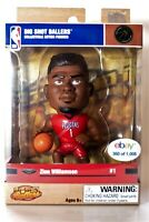 ZION WILLIAMSON BIG SHOT BALLERS ACTION FIGURE EBAY EXCLUSIVE LIMITED TO 1,008