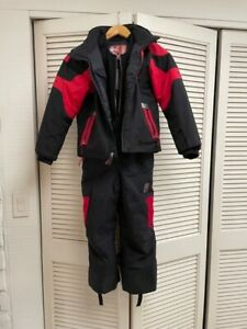 Spider Kids Ski Jacket/Bib Pants combo size 6