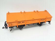 LGB Spur G 4011 Klappdeckelwagen OEG Hilfswagen orange LA8921 o.