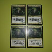 FOIL Sprouting Thrinax x4 WPN & Gateway Promos 4x Magic the Gathering MTG