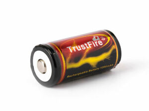 Trustfire 18350 - 1200mAh 3,7V geschützt