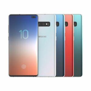 Samsung Galaxy S10 128GB GSM  4G LTE (T-Mobile) SM-G973U SmartPhone SR
