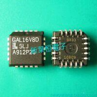 1PCS GAL16V8D-5LJ High Performance E2CMOS PLD Generic Array Logic PLCC20