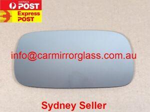 LEFT PASSENGER SIDE MIRROR GLASS FOR TOYOTA CAMRY 1993 - 1997 SDV10