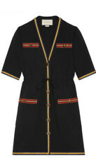 Gucci Viscose Jersey Dress- With Tags - $2200 AUD
