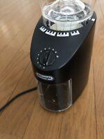 Pre-owned DeLonghi KG364J Coffee Grinder ConeType Medium to Turkish BK Japan EMS