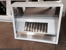 Commercial Kitchen Canopy/Hood + 4FT Extraction Kit