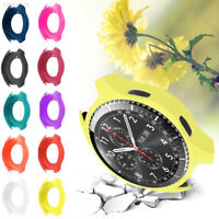 Soft Silicone Slim Smart Watch Protector Case Shell For Samsung Gear S3 Frontier