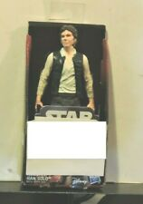 Star Wars Hans Solo A New Hope Action Figure Harrison Ford Hasbro 6""