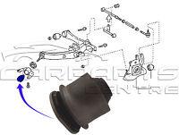FOR TOYOTA AVENSIS T25 REAR AXLE TRAILING ARM HUB FRONT BUSH BUSHING 2003-2008