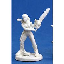 RPG Miniatures Reaper Minis Chronoscope Bones: Berkeley, Zombie Hunter