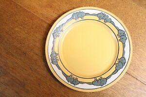 Beautiful yellow Saturday evening girls oak tree plate