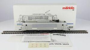 Märklin H0 3321 E-Lok Serie BB 15000 SNCF OVP unbespielt