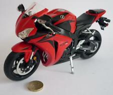 "HONDA CBR 1000 RR Diecast Motorcycle Bike Model 1:10 8"" Toy Boxed Birthday Gift"