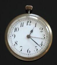 Alarm Goliath Pocket Watch, Travel, Desk c.1900  / montre gousset