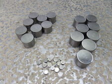 2002 KAWASAKI ZX600J EXHAUST INTAKE VALVE TAPPET CAPS SET COMPLETE W/ SPACERS