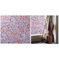 Bunte Fensterfolie Reims Adhesive - Klebefilm Bleiglas Look 0,45 m x 2 m